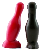 STRIKE buttplug by OXBALLS...pure silicone