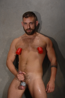 HOG-NIPS silicone nipple suckers OXBALLS