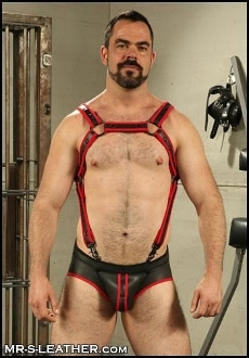 MR. S NEOPRENE CROSSBOW BODY HARNESS