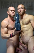 MEATPACKER dildo by OXBALLS...pure silicone