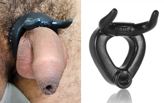 BULL Silicone Cockring OXBALLS up to 50% off!