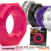 HUMPX SUPER-STRETCH Cockring OXBALLS